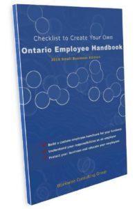 Free Ontario Handbook Checklist 2