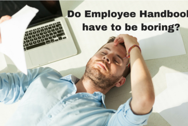 Part 2: The Reinvention of Employee Handbooks